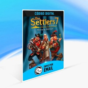 Jogo The Settlers 7  History Edition Uplay - PC Key