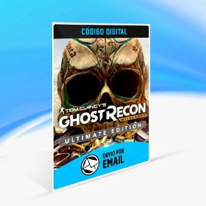 Jogo Tom Clancy's Ghost Recon Wildlands Ultimate Edition Uplay - PC Key