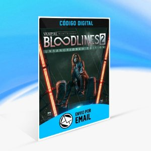 Jogo Vampire  The Masquerade - Bloodlines 2  Unsanctioned Edition Steam - PC Key