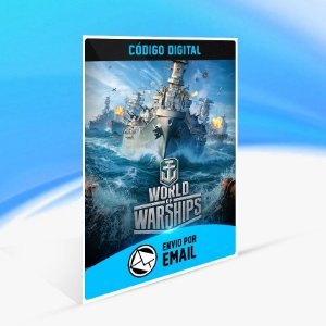 Jogo World of Warships - Premium Pack Steam - PC Key