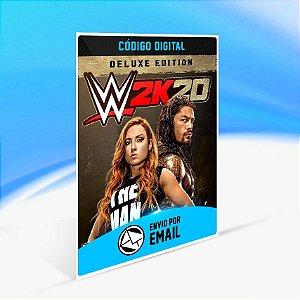 Jogo WWE 2K20 - Deluxe Edition Steam - PC Key