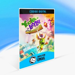 Jogo Yooka-Laylee and the Impossible Lair Steam - PC Key