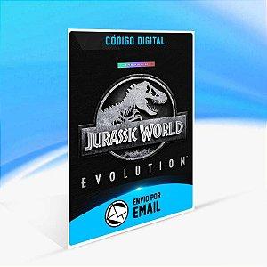 Jurassic World Evolution: Coleção de Expansões - Xbox One Código 25 Dígitos