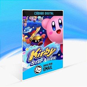 Kirby Star Allies - Nintendo Switch Código 16 Dígitos