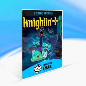 Knightin'+ - Xbox One Código 25 Dígitos