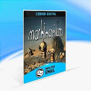 Machinarium - Xbox One Código 25 Dígitos