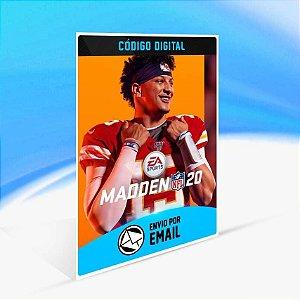 Madden NFL 20 - Xbox One Código 25 Dígitos