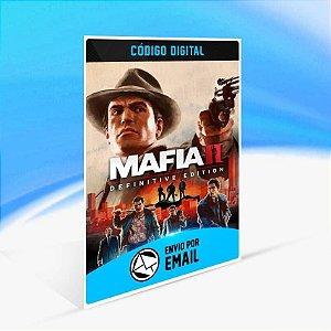 Mafia II: Definitive Edition - Xbox One Código 25 Dígitos
