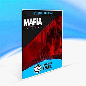 Mafia: Trilogy - Xbox One Código 25 Dígitos