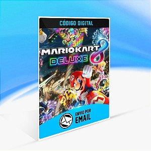 Mario Kart 8 Deluxe - Nintendo Switch Código 16 Dígitos