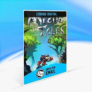 Mecho Tales - Xbox One Código 25 Dígitos