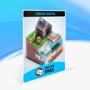 Mekorama - Xbox One Código 25 Dígitos