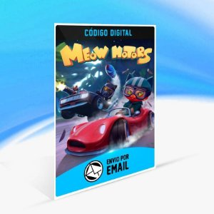Meow Motors - Xbox One Código 25 Dígitos