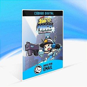 Mighty Switch Force! Collection - Xbox One Código 25 Dígitos