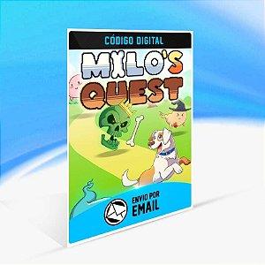 Milo's Quest: Console Edition - Xbox One Código 25 Dígitos