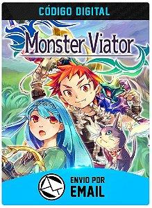 Monster Viator - Xbox One Código 25 Dígitos