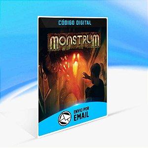 Monstrum - Xbox One Código 25 Dígitos