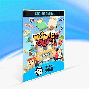Moving Out - Nintendo Switch Código 16 Dígitos