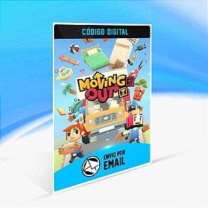 Moving Out - Xbox One Código 25 Dígitos