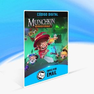 Munchkin: Quacked Quest - Xbox One Código 25 Dígitos