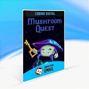 Mushroom Quest - Xbox One Código 25 Dígitos