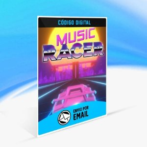 Music Racer - Xbox One Código 25 Dígitos