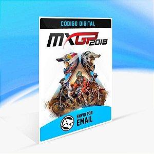 MXGP 2019 - The Official Motocross Videogame - Xbox One Código 25 Dígitos