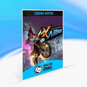 MX Nitro: Unleashed - Xbox One Código 25 Dígitos