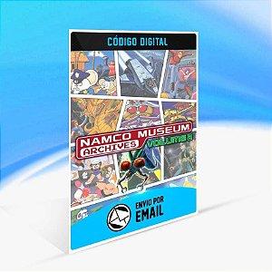 NAMCO MUSEUM ARCHIVES Vol 2 - Xbox One Código 25 Dígitos