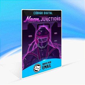Neon Junctions - Xbox One Código 25 Dígitos