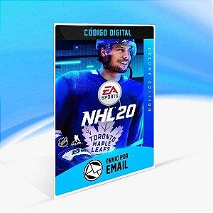 NHL™ 20 Deluxe Edition - Xbox One Código 25 Dígitos