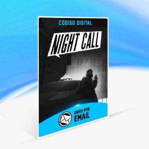 Night Call - Xbox One Código 25 Dígitos