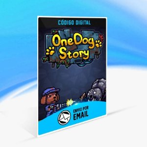 One Dog Story - Xbox One Código 25 Dígitos