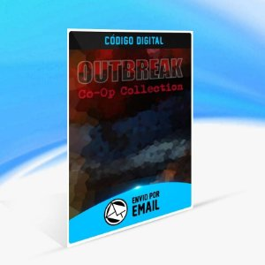 Outbreak Co-Op Collection - Xbox One Código 25 Dígitos