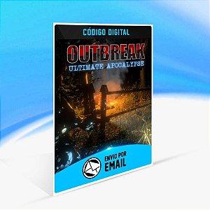 Outbreak Ultimate Apocalypse - Xbox One Código 25 Dígitos