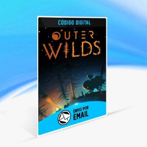 Outer Wilds - Xbox One Código 25 Dígitos