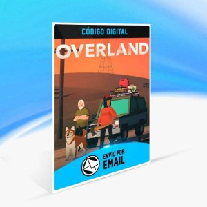 Overland by Finji - Xbox One Código 25 Dígitos