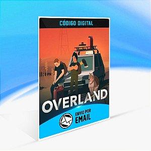 Overland - Nintendo Switch Código 16 Dígitos