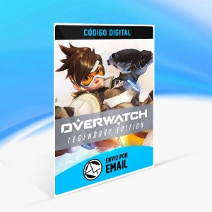 Overwatch Legendary Edition - Nintendo Switch Código 16 Dígitos