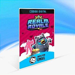 Pacote Bonitinho mas mortal de Realm Royale - Xbox One Código 25 Dígitos