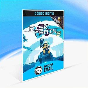 Pacote de Risk of Rain 1 + 2 - Xbox One Código 25 Dígitos