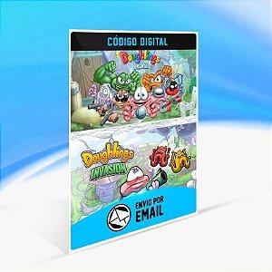 Pacote Doughlings - Xbox One Código 25 Dígitos