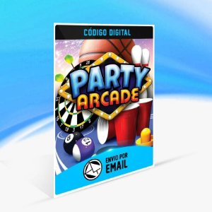 Party Arcade - Xbox One Código 25 Dígitos