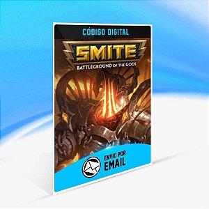 Passe de Temporada 2020 de SMITE - Xbox One Código 25 Dígitos