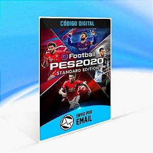 PES 2020 - Xbox One Código 25 Dígitos