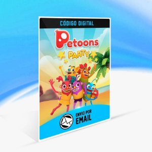 Petoons Party - Xbox One Código 25 Dígitos