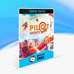 Pilot Sports - Xbox One Código 25 Dígitos