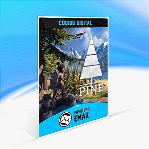 Pine - Nintendo Switch Código 16 Dígitos
