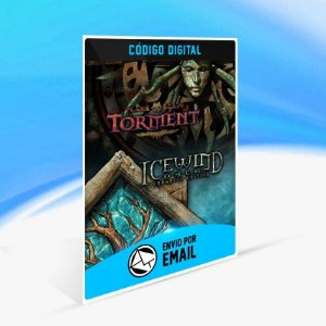Planescape: Torment and Icewind Dale: Enhanced Editions - Xbox One Código 25 Dígitos