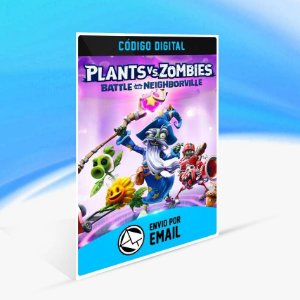 Plants vs. Zombie: Batalha por Neighborville - Xbox One Código 25 Dígitos